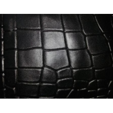 Piele ecologica macan 1025-07 negru