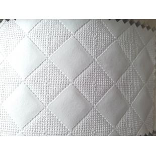 Piele ecologica Dama 1017-01 alb