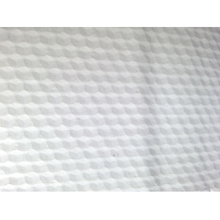 Piele ecologica Piramit 1019-01 alb