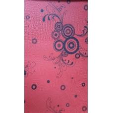 piele ecologica lux NAPOLI 83806 rosu