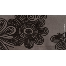 Stofa tapiterie FLORINA N6-1 maron